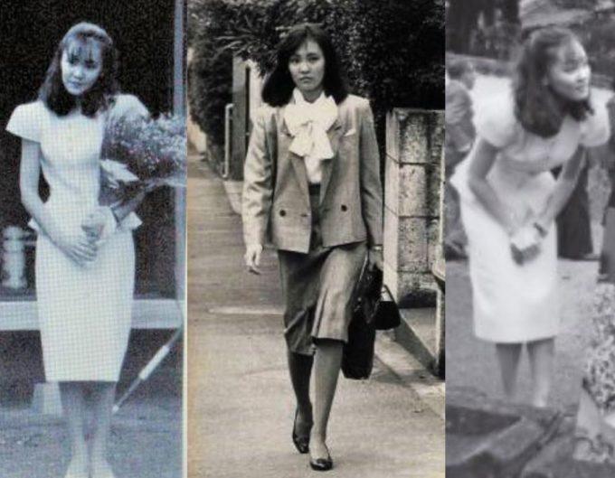 安倍昭恵, 若い頃, 画像, お嬢様, 森永製菓, 留学, 宴会部長, 電通