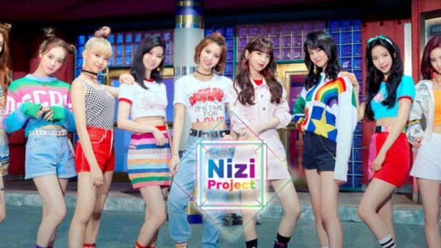 虹プロ, 見逃し配信, 無料視聴, Nizi Project, Hulu